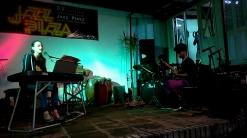 Durante el Festival Jazz Plaza 2018, segunda edición en Santiago de Cuba