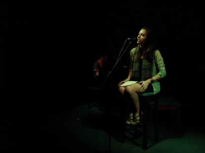 En el Iris Jazz Club, Santiago de Cuba